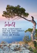 """Cover-Bild zu Zintenz: Eckhart Tolle Postkarten """"Sobald"""""""