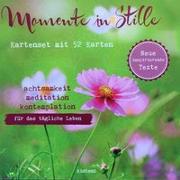 Cover-Bild zu Zintenz: Momente in Stille