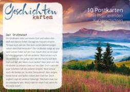 Cover-Bild zu Zintenz: Geschichtenkarten Serie 6