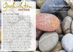 Cover-Bild zu Zintenz: Geschichtenkarten Serie 4