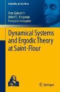 Cover-Bild zu Dynamical Systems and Ergodic Theory at Saint-Flour von Guivarc'h, Yves