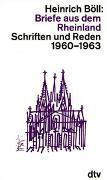Cover-Bild zu Briefe aus dem Rheinland