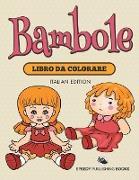 Cover-Bild zu Libro Da Colorare Con Bimbi (Italian Edition)