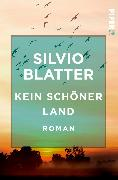 Cover-Bild zu Kein schöner Land von Blatter, Silvio