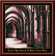 Cover-Bild zu Charles Gounod. Missa Solemnis. Gioacchino Rossini. Stabat Mater