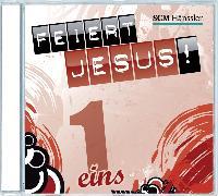 Cover-Bild zu Feiert Jesus! 1