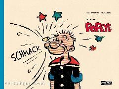 Cover-Bild zu Segar, E. C.: Die Bibliothek der Comic-Klassiker: Popeye