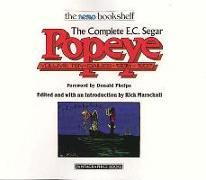 Cover-Bild zu Segar, E. C.: The Complete E. C. Segar Popeye: Dailies: 1935-1937