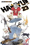 Cover-Bild zu Haruichi Furudate: Haikyu!! , Vol. 23