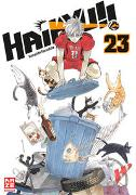Cover-Bild zu Furudate, Haruichi: Haikyu!! - Band 23