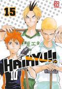 Cover-Bild zu Furudate, Haruichi: Haikyu!! - Band 15