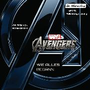 Cover-Bild zu Marvel Avengers von Macri, Thomas