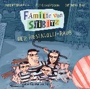 Cover-Bild zu Familie von Stibitz - Der Riesenlolli-Raub von Sparring, Anders