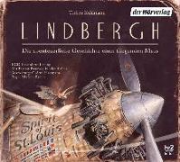 Cover-Bild zu Lindbergh von Kuhlmann, Torben
