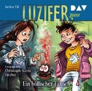 Cover-Bild zu Luzifer junior - Teil 5: Ein höllischer Tausch von Till, Jochen
