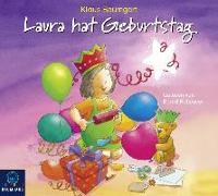 Cover-Bild zu Laura hat Geburtstag von Baumgart, Klaus