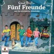 Cover-Bild zu Fünf Freunde 134 und die unheimliche Achterbahn