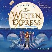 Cover-Bild zu Der Welten-Express von Sturm , Anca