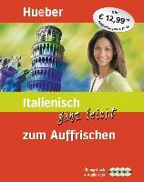 Cover-Bild zu Italienisch ganz leicht zum Auffrischen