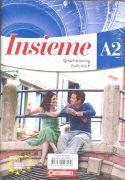 Cover-Bild zu Insieme A2. Kurs- und Arbeitsbuch