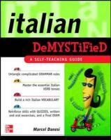Cover-Bild zu Italian Demystified