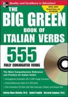 Cover-Bild zu The Big Green Book of Italian Verbs