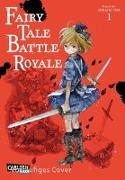 Cover-Bild zu Ina, Soraho: Fairy Tale Battle Royale 1