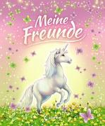 Cover-Bild zu Meine Freunde (Einhörner) von Schröter, Carolin Ina (Illustr.)