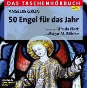 Cover-Bild zu 50 Engel für das Jahr - Das Taschenhörbuch