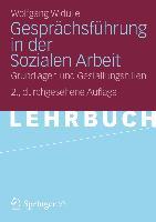 Cover-Bild zu Widulle, Wolfgang: Gesprächsführung in der Sozialen Arbeit