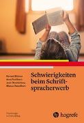 Cover-Bild zu Büttner, Gerhard: Schwierigkeiten beim Schriftspracherwerb