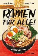 Cover-Bild zu Amano, Hugh: Ramen für Alle
