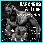 Cover-Bild zu Darkness & Love (Audio Download) von Conti, Angelina