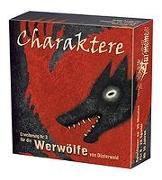 Cover-Bild zu Die Werwölfe von Düsterwald - Charaktere (Erweiterung) von Luimeme (Hrsg.)