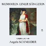 Cover-Bild zu Memoiren einer Sängerin (Audio Download) von Anonym