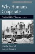 Cover-Bild zu Why Humans Cooperate (eBook) von Henrich, Joseph