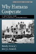 Cover-Bild zu Why Humans Cooperate von Henrich, Joseph
