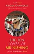 Cover-Bild zu The Ten Loves of Mr Nishino