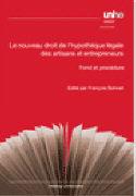 Cover-Bild zu Le nouveau droit de l'hypothèque légale des artisans et des entrepreneurs