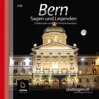 Cover-Bild zu Giersberg, Christine: Bern - Sagen und Legenden