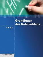 Cover-Bild zu Grundlagen des Unterrichtens