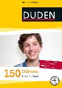 Cover-Bild zu 150 Diktate 5. bis 8. Klasse