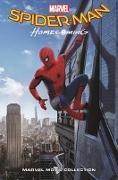 Cover-Bild zu Pilgrim, Will: Marvel Movie Collection: Spider-Man: Homecoming