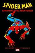 Cover-Bild zu Lee, Stan: Spider-Man Anthologie