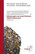 Cover-Bild zu Erläuterungen zum ersten Ärztekurs Rudolf Steiners 1920 - Vorträge 1 bis 3 von Heusser, Peter (Hrsg.)