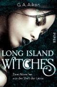 Cover-Bild zu Aiken, G. A.: Long Island Witches (eBook)