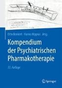 Cover-Bild zu Kompendium der Psychiatrischen Pharmakotherapie von Benkert, Otto (Hrsg.)