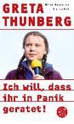 Cover-Bild zu Ich will, dass ihr in Panik geratet!