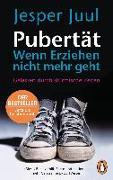 Cover-Bild zu Pubertät - wenn Erziehen nicht mehr geht von Juul, Jesper