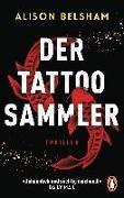 Cover-Bild zu Der Tattoosammler von Belsham, Alison
